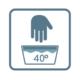 Lavare a 40°